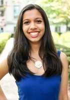 A photo of Anubhuti, a tutor from Columbia University in the City of New York