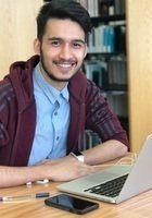 A photo of Ashish, a tutor from Mountain View College