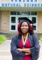 A photo of Danielle, a tutor from Hampton University