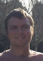 A photo of Matthew, a tutor from UNC-Charlotte