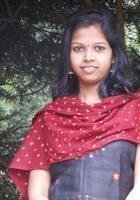 A photo of Kiruthika, a tutor from University of Madras