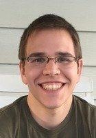 A photo of Justin, a tutor from Alvernia University