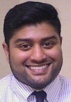 A photo of Chandima, a tutor from University of Arizona