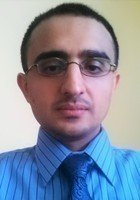 A photo of Kahtan, a tutor from CUNY Queens College