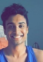 A photo of Rohan, a tutor from University of Illinois at Chicago