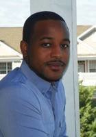 A photo of Marques, a tutor from Morehouse College
