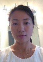 A photo of Yuan, a tutor from Yunnan University