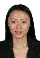 A photo of Bin, a tutor from Beijing Normal University