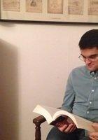 A photo of Michael, a tutor from Villanova University