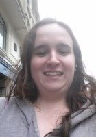 A photo of Emma, a tutor from Roger Williams University