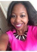 A photo of Andrea, a tutor from South Carolina State University