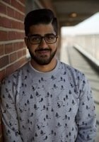 A photo of Hamza, a tutor from CUNY Brooklyn College
