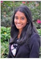 A photo of Meena, a tutor from The Texas A&M University System Office
