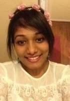 A photo of Simran, a tutor from University of Maryland-Baltimore County