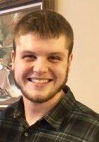 A photo of David, a tutor from University of Kansas