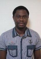 A photo of Orobosa, a tutor from University of Benin Nigeria