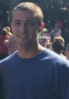 A photo of Zach, a tutor from Gonzaga University
