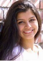 A photo of Sravanthi, a tutor from University of Pittsburgh-Pittsburgh Campus