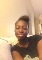 A photo of Aminata, a tutor from Oakwood University