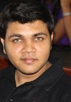 A photo of Mihir, a tutor from PES Institute of Technology