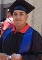 A photo of Alvaro, a tutor from The University of Texas at San Antonio
