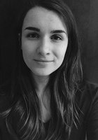 A photo of Emily, a tutor from Goucher College
