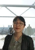 A photo of Danya, a tutor from Columbia University in the City of New York