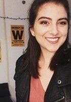 A photo of Kira, a tutor from Loyola University-Chicago