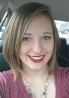 A photo of Rachel, a tutor from Brigham Young University-Provo