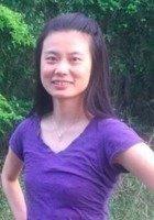 A photo of Wenya, a tutor from Fu Jen Catholic University
