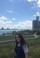 A photo of Katie, a tutor from DePaul University