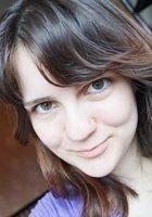 A photo of Clara, a tutor from East Carolina University