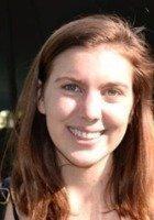A photo of Clara, a tutor from Wesleyan University