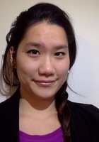 A photo of Emily, a tutor from Georgetown University