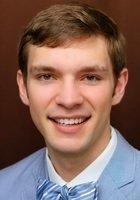 A photo of Jackson, a tutor from Harding University