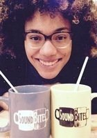 A photo of Amber, a tutor from Tufts University