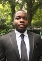 A photo of Barima, a tutor from CUNY City College