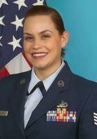 A photo of Crystal, a tutor from American Military Universtity