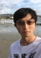 A photo of Jiingtian, a tutor from shenyang university of techology