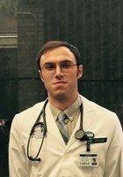 A photo of Mason, a tutor from Cleveland State University