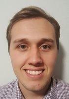 A photo of Austin, a tutor from University of Arkansas