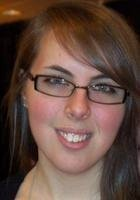 A photo of Katie, a tutor from Montclair State University