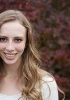 A photo of Megan, a tutor from Southern Oregon University
