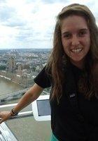 A photo of Sarah, a tutor from Wheaton College (Illinois)