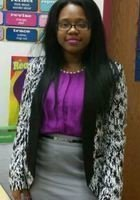A photo of Shemya, a tutor from Central State University