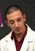 A photo of Joseph, a tutor from University of Rhode Island