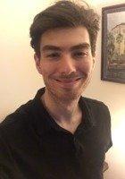 A photo of Jacob, a tutor from Johns Hopkins University