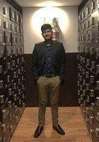 A photo of Rasman, a tutor from Macaulay Honors at Brooklyn College