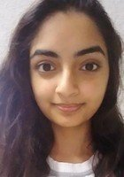 A photo of Prajakta, a tutor from The University of Texas at Austin