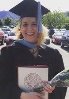 A photo of Julia, a tutor from Utah State University